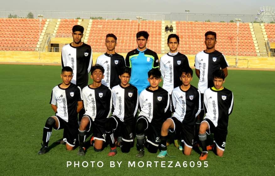 گزارش تصویری مسابقه دوستانه بین دو تیم نونهالان زیر 15 سال شاهین کرمان و شهرداری زرند