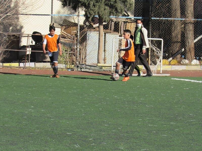 گزارش تصویری فستیوال بین دو باشگاه شاهین کرمان و سرخ پوشان زرند