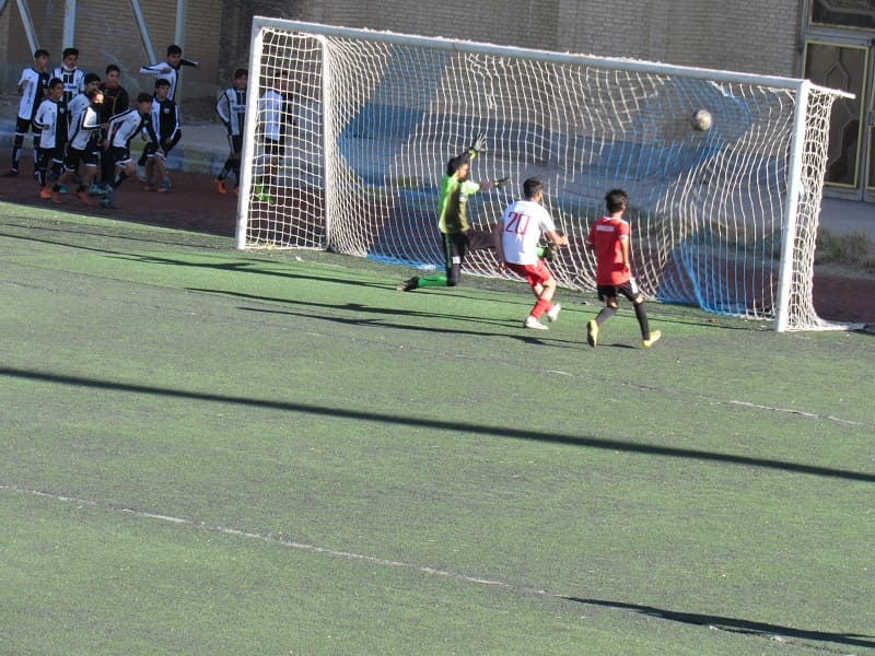 پیروزی جوانان و تیم زیر ۱۳ سال شاهین در بازی دوستانه