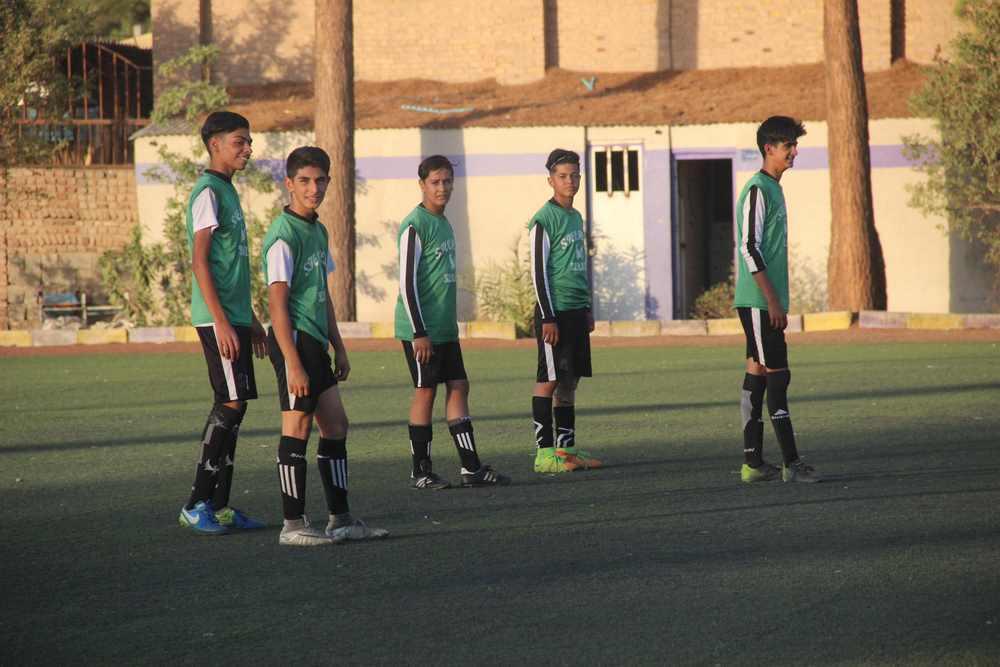 گزارش تصویری: تمرینات شاداب تیم های فوتبال زیر 15 سال، نوجوانان و جوانان باشگاه شاهین (سه شنبه 29 مرداد ماه)