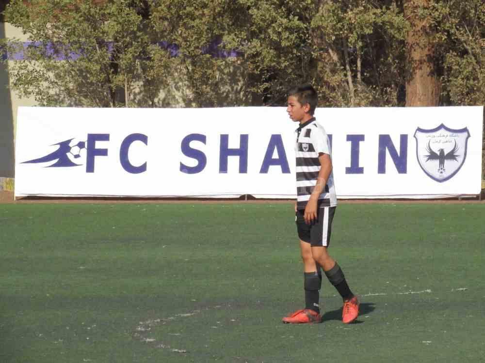 گزارش تصویری: دیدار برگشت مرحله یک چهارم نهایی لیگ قهرمانی زیر پانزده سال استان/ شاهین - شهرداری بروات