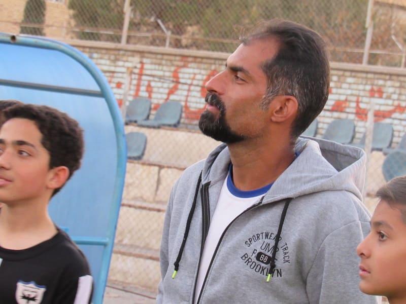 گزارش تصویری مسابقه دوستانه بین دو تیم زیر 13 سال شاهین کرمان و نام آوران کرمان (سری دوم)